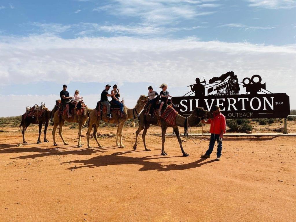Silverton Camel Tours