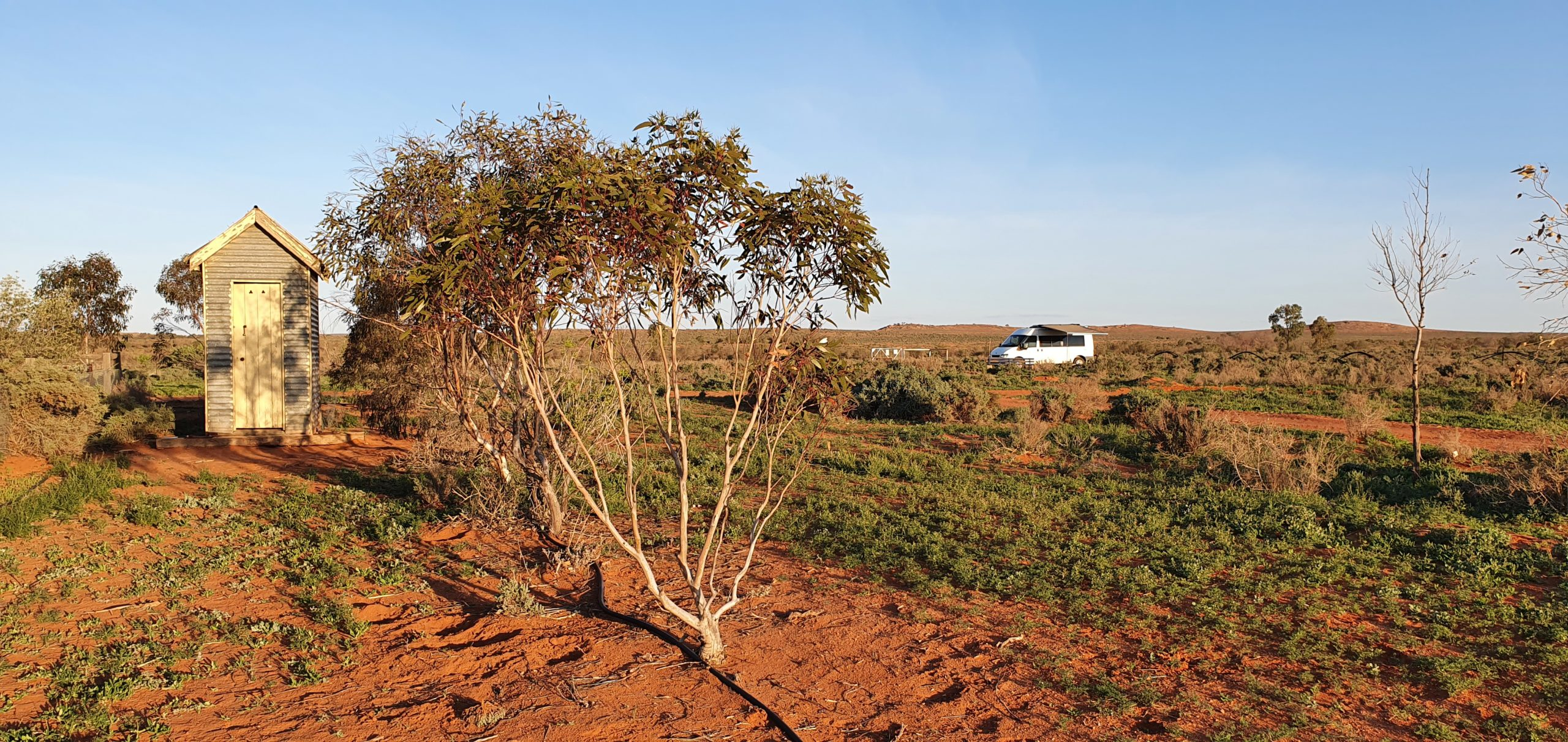Silverton Outback Camping - Farm Stay