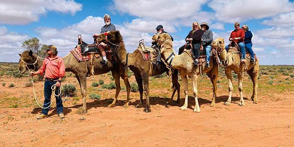 Short Camel Rides