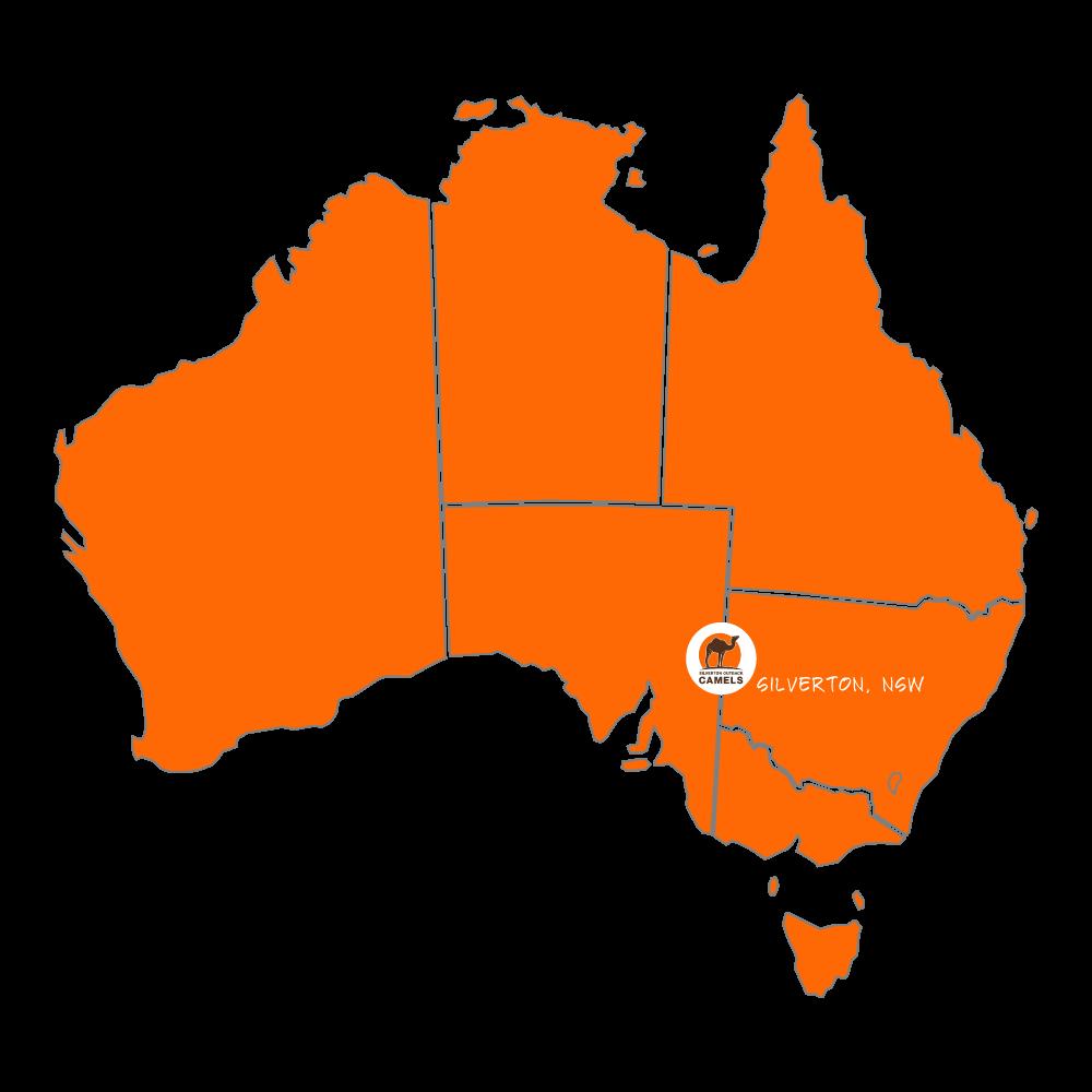 Silverton Camel Rides - Close to Broken Hill