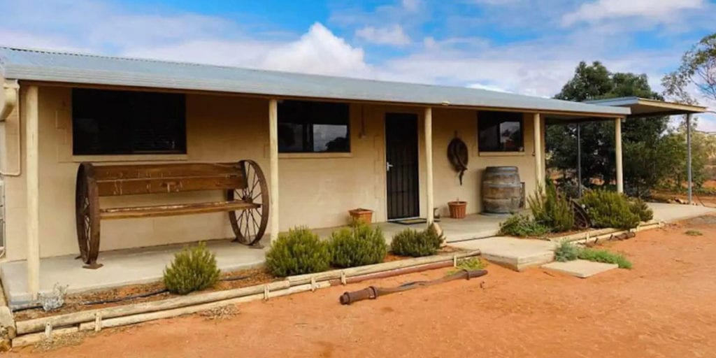 Silverton Cottage Accommodation
