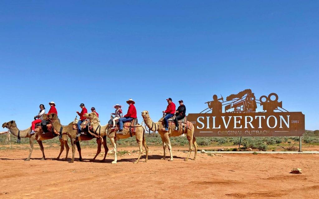 Silverton Camel Rides